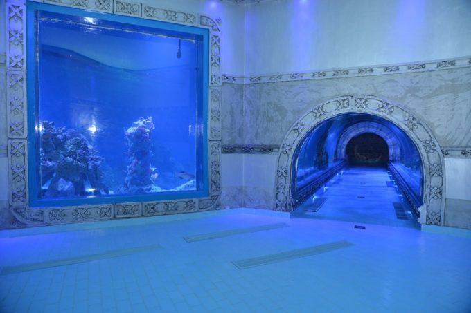 Большой аквариум, Хургада