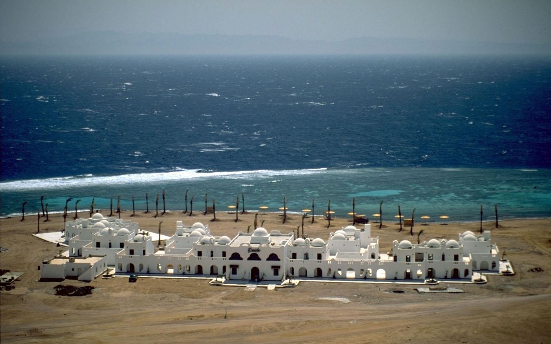 Курорт Дахаб