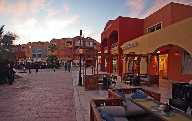 Улицы Хургады