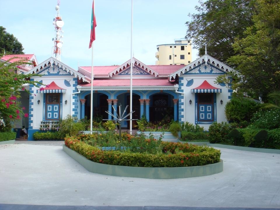 дворец Мулиаге
