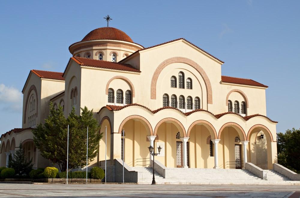 Монастырь Святого Герасима