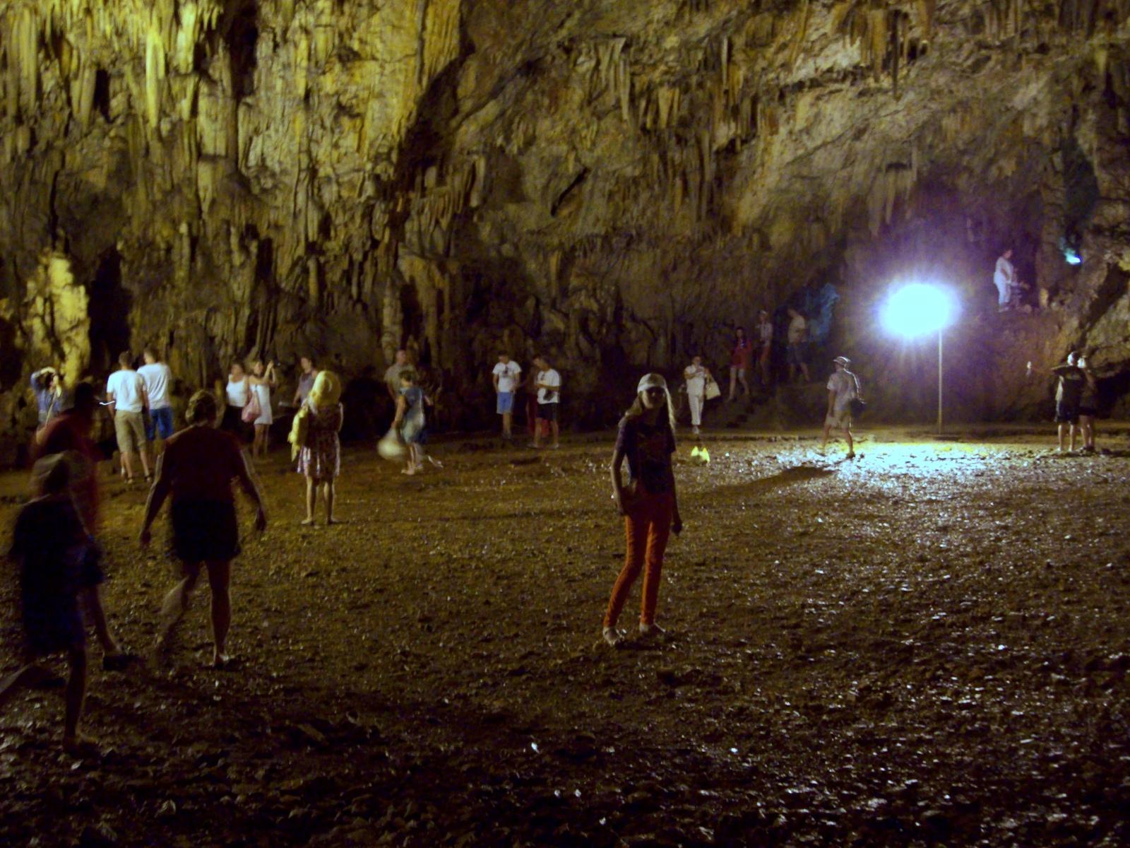 Пещера Драгорати, Кефалония