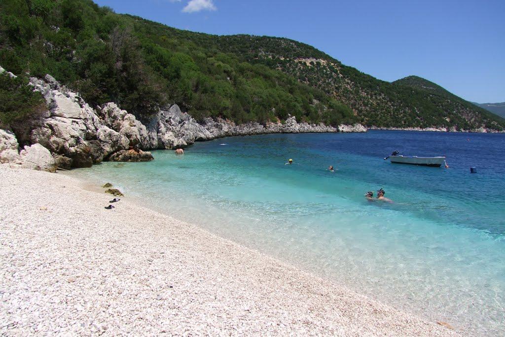 Пляж Антисамос