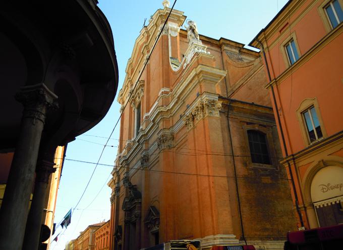 Кафедральный собор Святого Петра, Болонья.