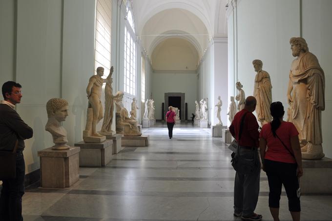Национальный археологический музей, Неаполь