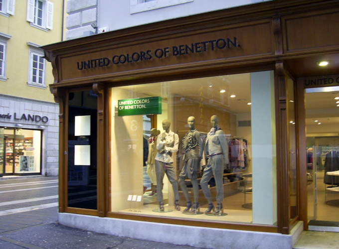United Colors of Benetton, Триест