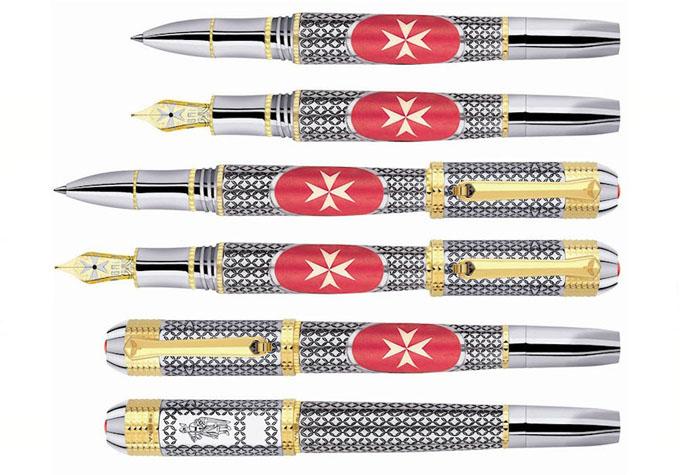 Мальтийские ручки