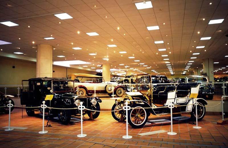 Музей антикварных автомобилей
