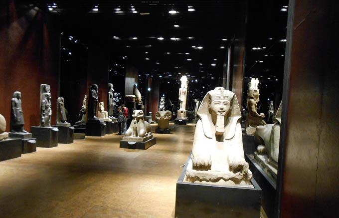 Египетский музей, Турин