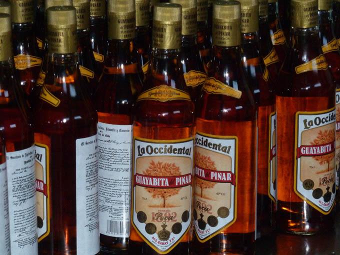Что привезти с Кубы - Guayabita del Pinar