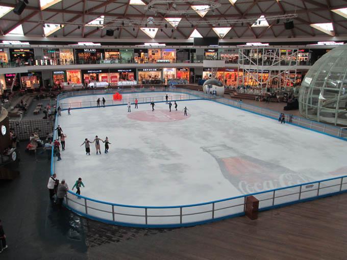 Ice Mall, Эйлат