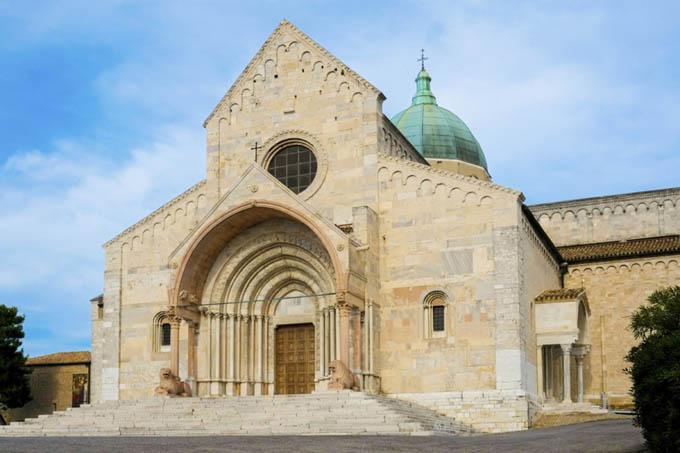 Кафедральный собор Анконы