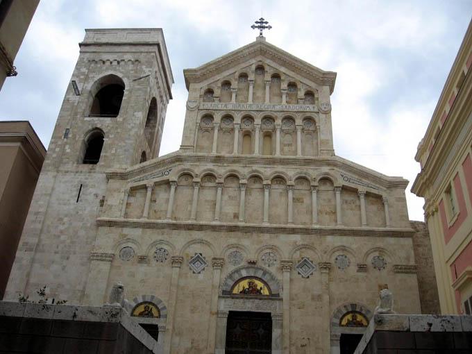 Кафедральный собор, Кальяри