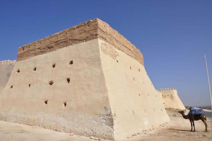 Крепость Касба, Агадир