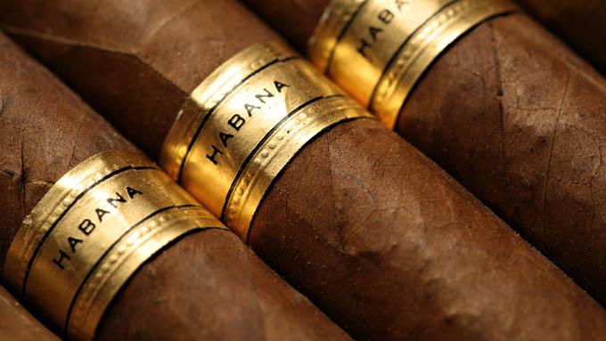 Что привезти с Кубы - Кубинские сигары Habanos