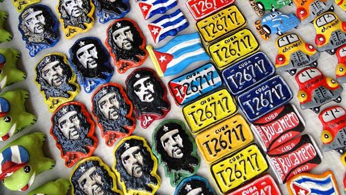 Что привезти с Кубы - Кубинские значки
