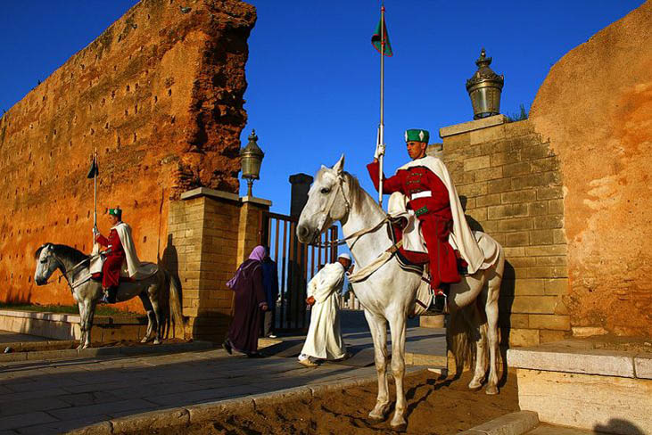 Марокко в июле