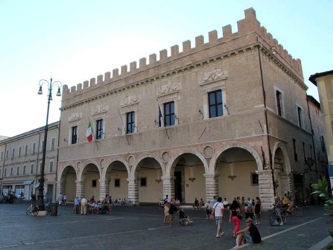 Палаццо Дукале, Пезаро