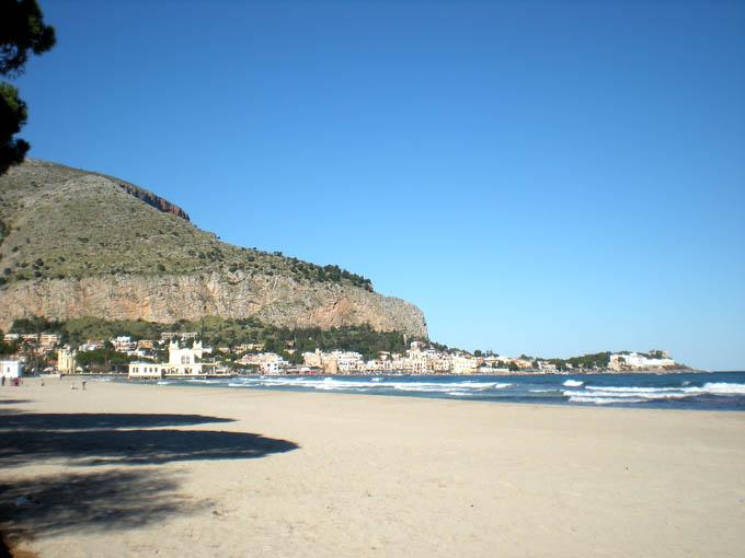 Пляж Монделло, Сицилия