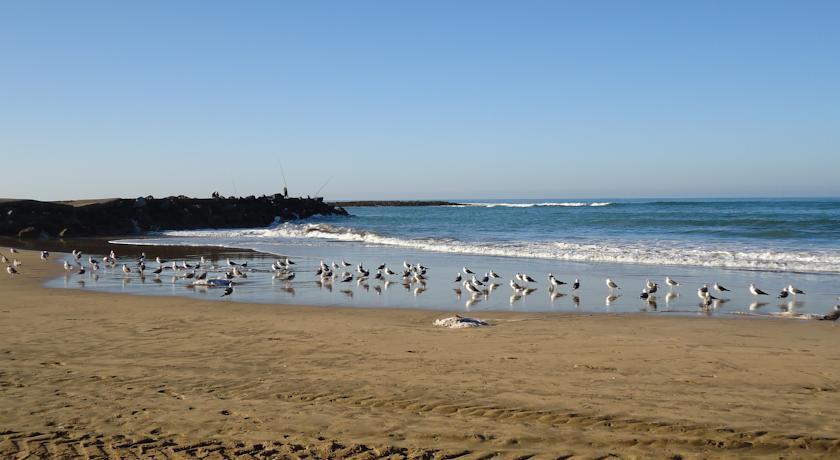 Пляжи Шкирата