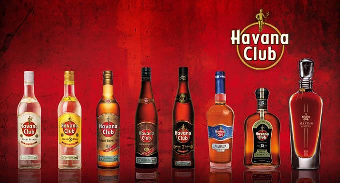Что привезти с Кубы - Ром Гавана Клаб