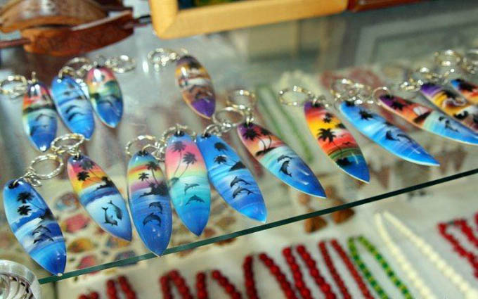 Сувениры с Мальдив