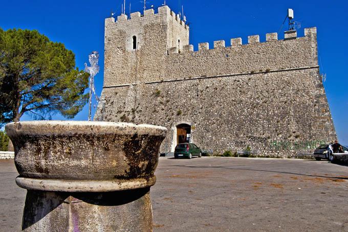 Замок Монфорте - Кампобассо