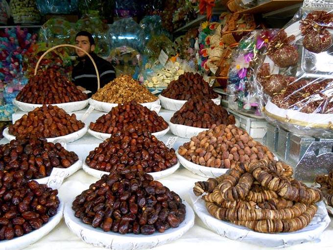 Фестиваль фиников, Марокко