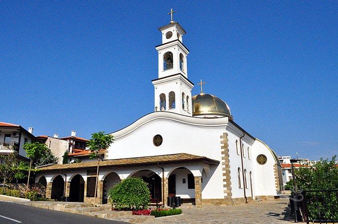 Храм Святого Власия