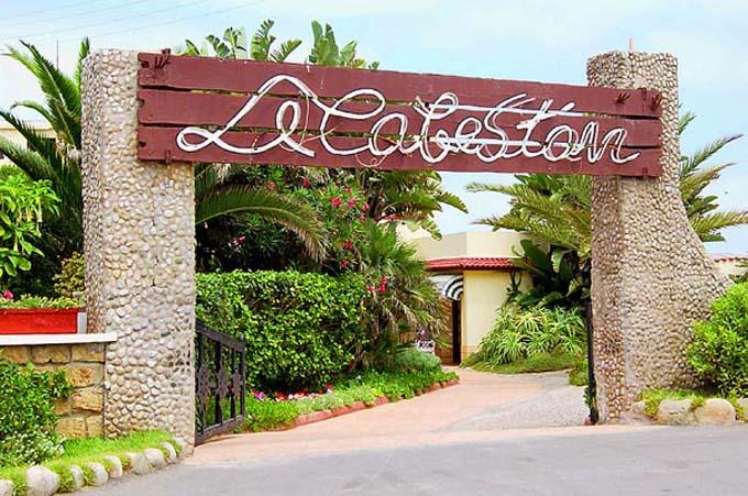 Ресторан Le Cabestan, Касабланка