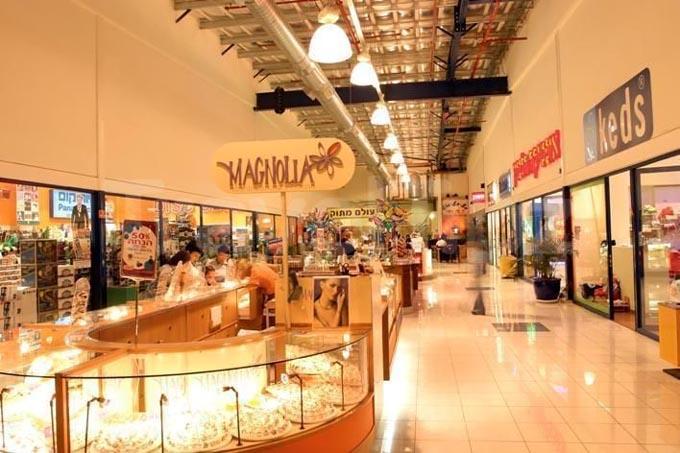 Торговый центр BIG, Эйлат