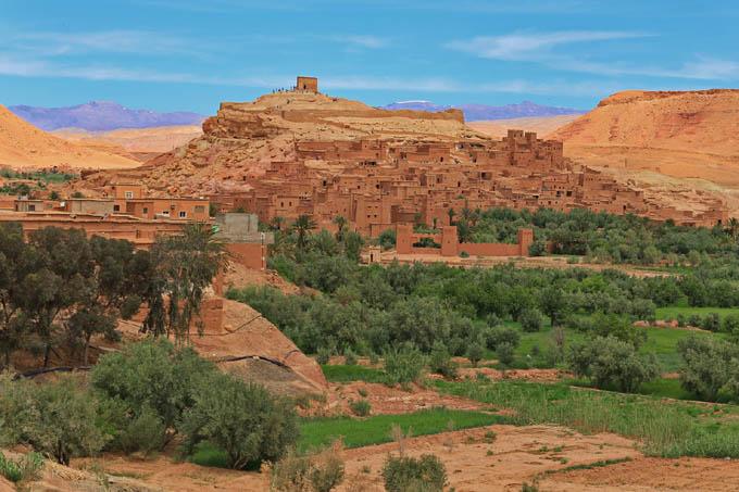 Уарзазат, Марокко