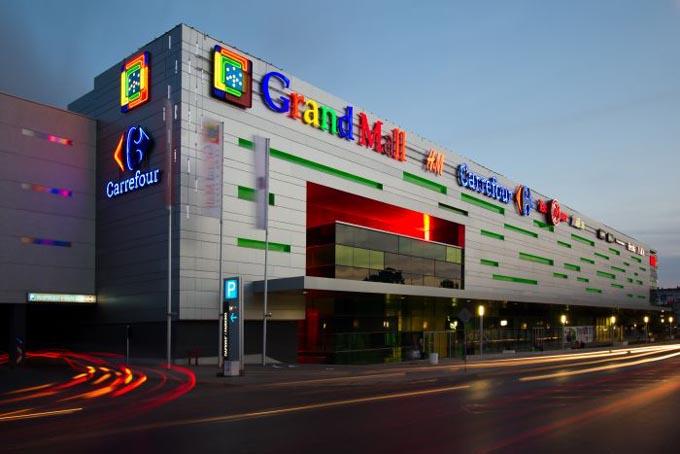 Grand Mall, Варна