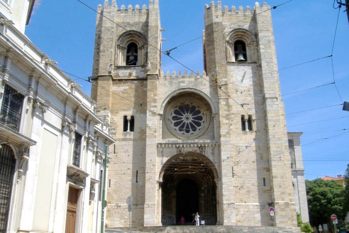 Кафедральный собор, Лиссабон