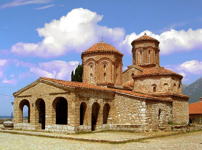 Монастырь Св. Наума
