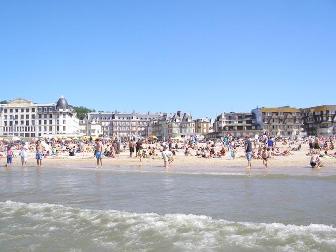 Трувиль, Франция