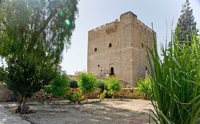 Замок Колосси, Лимассол