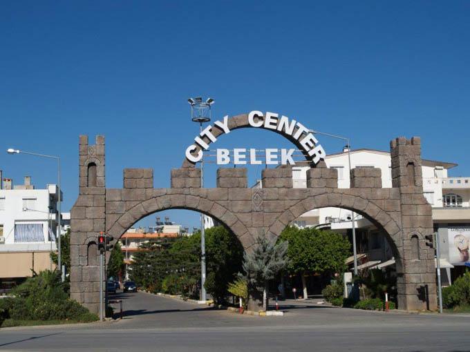 Belek City Center