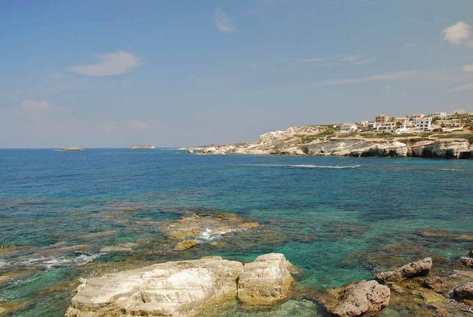 Коралловый залив, Пафос