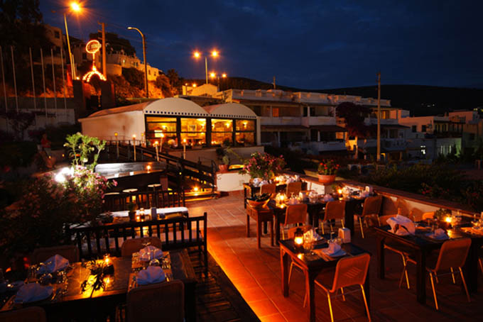 Ресторан El Vino, Бодрум