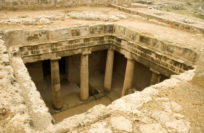 Царские гробницы, Пафос