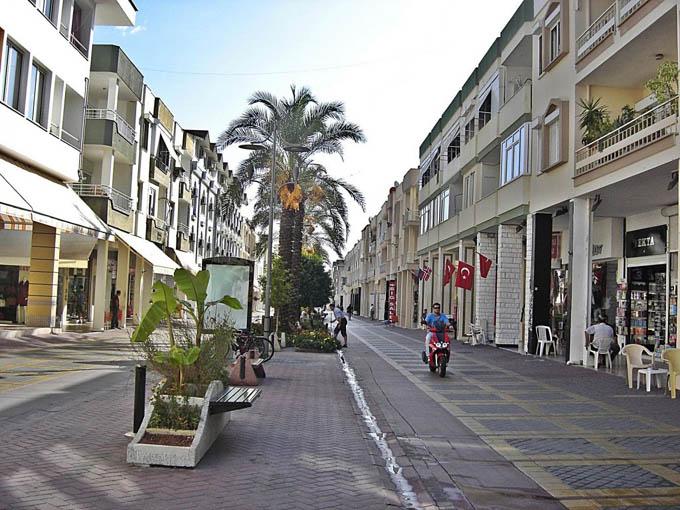 Улица Лиман