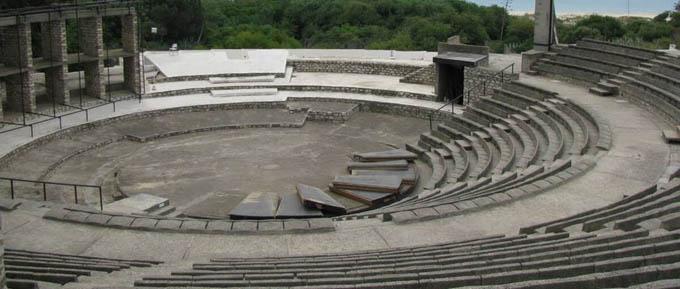 Амфитеатр в Хаммамете
