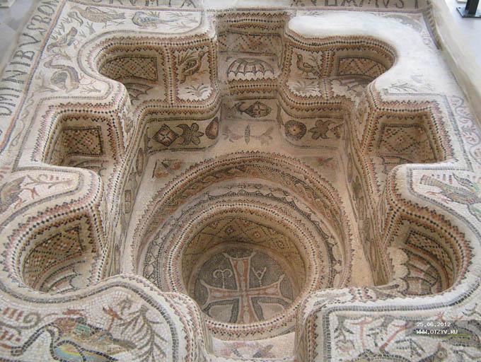 Археологический музей Сусса, мозаика