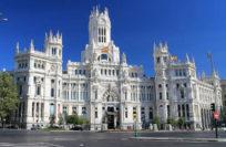 Дворец Сибелес в Мадриде