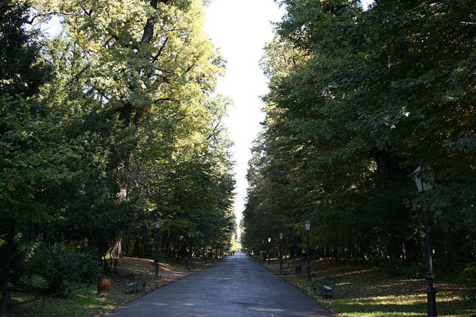 Максимирский парк