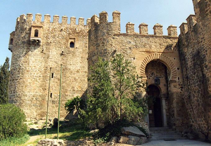 Замок Сан Сервандо, Толедо