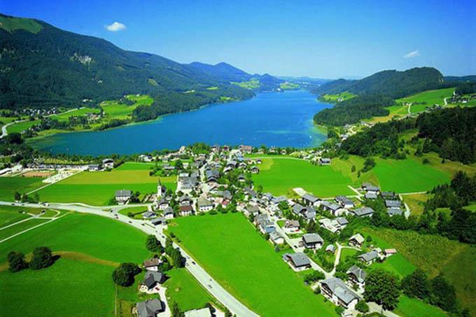 Отели городов Австрии