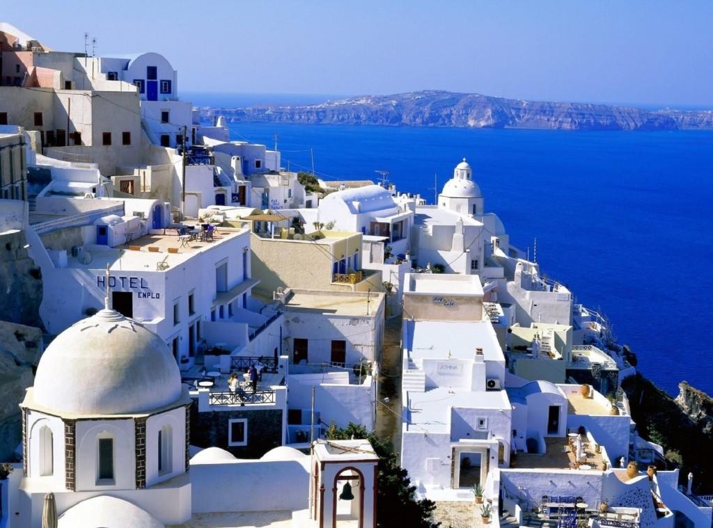 Греция, побережье