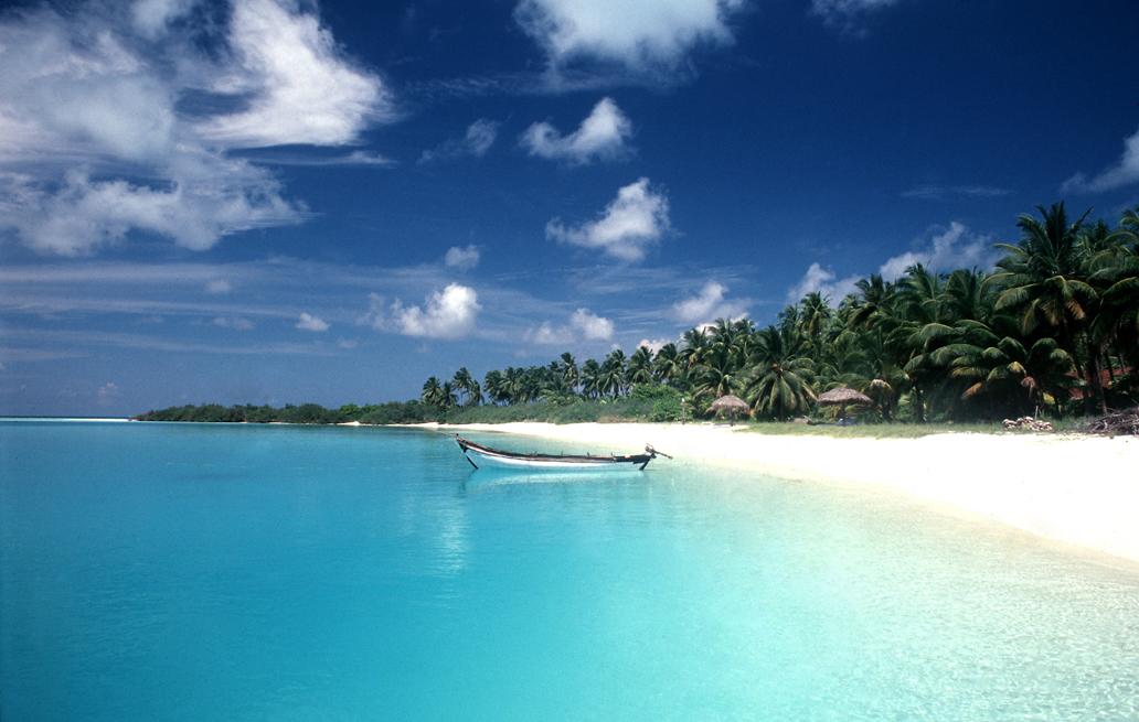 Гоа, побережье